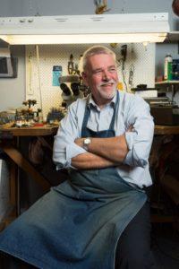 Greg John, Master Jeweller, Creative Jewellery