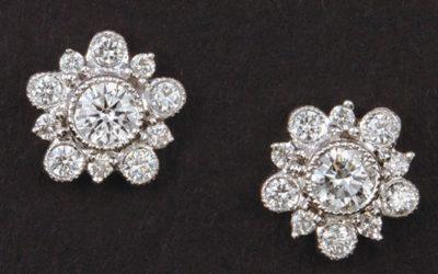 119388 : Diamond Studs