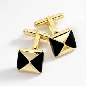 onyx cufflinks, Abrecht Bird Jewellers, cufflinks