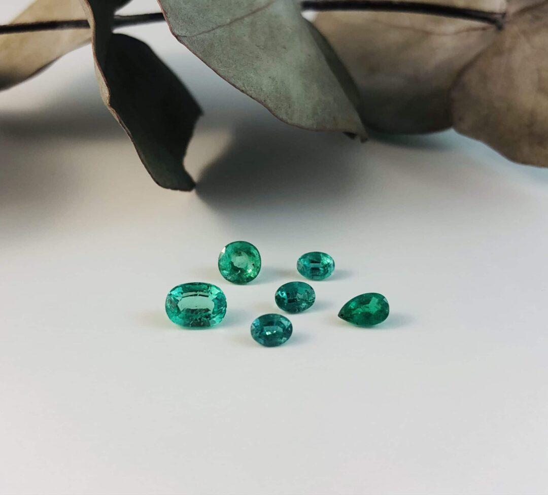 emerald, emerald jewellery, abrecht Bird, abrecht bird jewellers